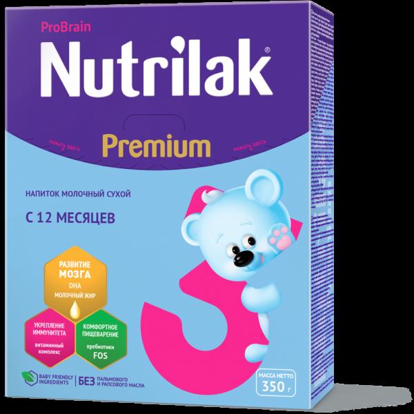 Nutrilak Premium 3
