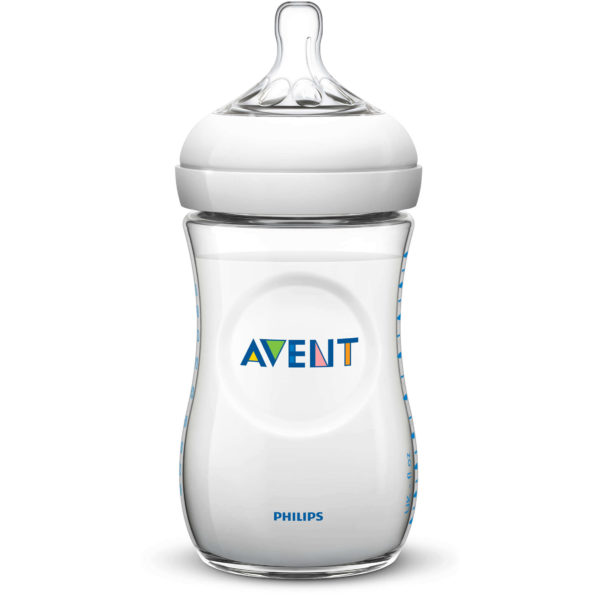 Philips Avent Natural Baby Bottle 330 ml White.14430a 600x600 - ბოთლი Natural 330 მლ