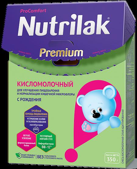 nutrilaki rdzemjava ნუტრილაკი რძემჟავა - Nutrilak Premium რძემჟავა